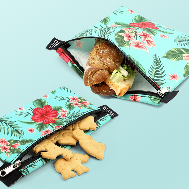 Reusable snack bag 5 Brilliant Ways to Upcycle Fabric Scraps