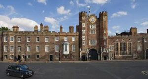 Royal Palaces: St. James's Palace