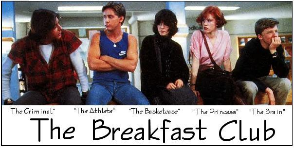 The Breakfast Club: High School Cliques