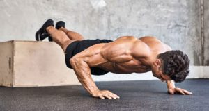 What a personal trainer can explain about the biomechanics of a push-up