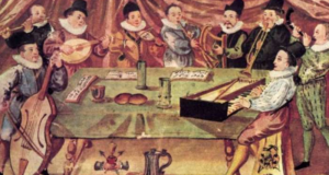 English Music in the Elizabethan Age