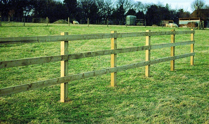 Post and Rail Fencing Why You Should Consider Post and Rail Fencing