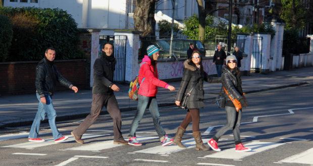 Do a Fab Beatles Tour of London