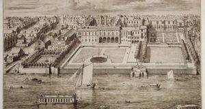 Somerset House - a slice of London's history