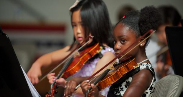 Why young children need to play real instruments