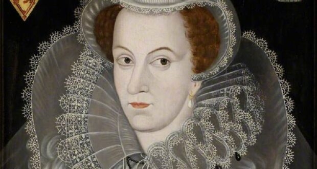The name of Mary, Queen of Scots