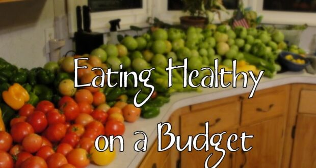 How to eat healthy under low budget