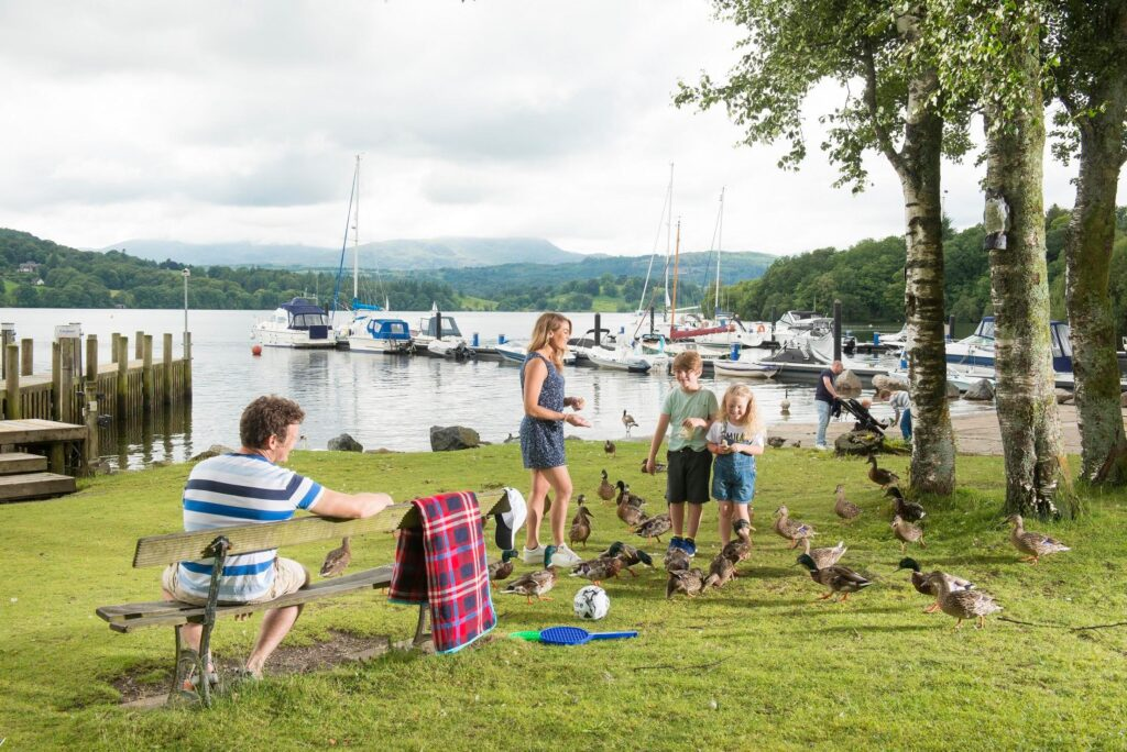 The Lake District The Best Caravan Sites to Visit in the UK