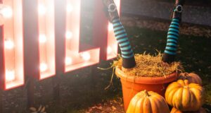Ideas for green, ethical Halloween this October
