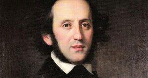 Classical composer - Felix Mendelssohn's early life